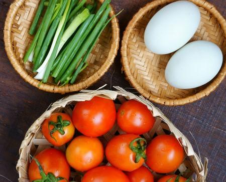 Ketogene gebackene Tomaten