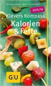 Kalorien und Fette