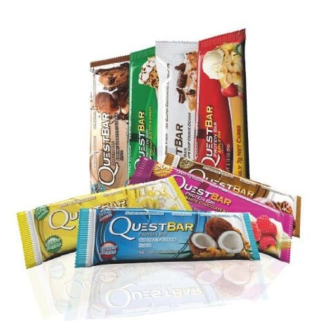 Keto Quest Bar Riegel