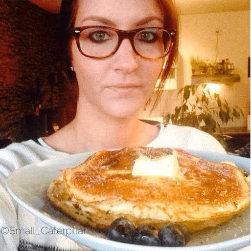 Ketogene Protein-Pancakes