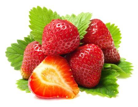 Erdbeeren low carb obst