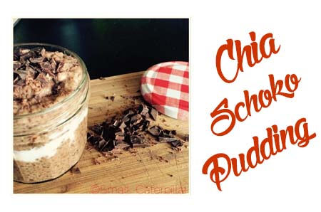 Keto-Chia Schoko Pudding