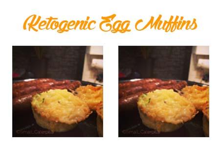 Keto-egg muffins