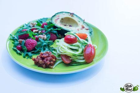 Low-carb-Tomaten-Walnuss-Pesto