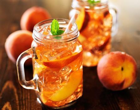 Pfirsich Ice Tea