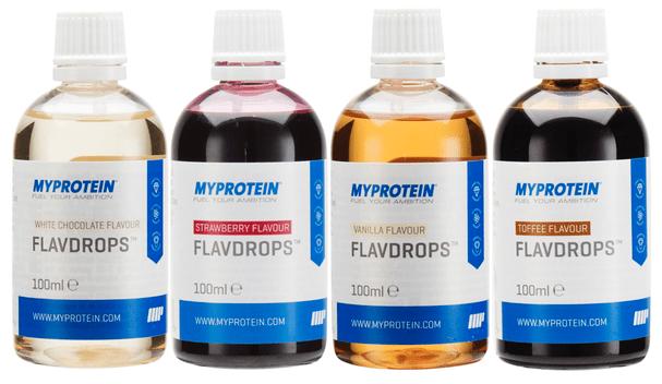 FlavDrops von MyProtein