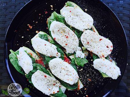 Keto-Zucchini