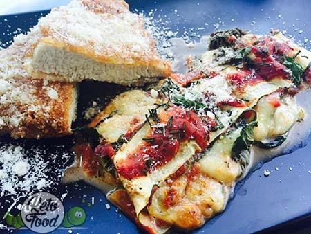 Keto Zucchini