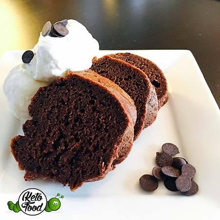 Ketogener Schokoladen Trockenkuchen