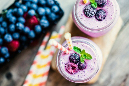 Superfood Acai Smoothie