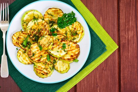Low Carb Zucchini Beilage