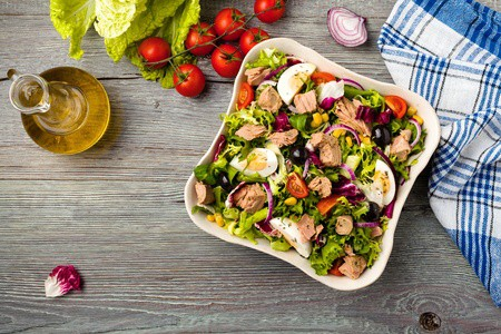 Low Carb Thunfischsalat