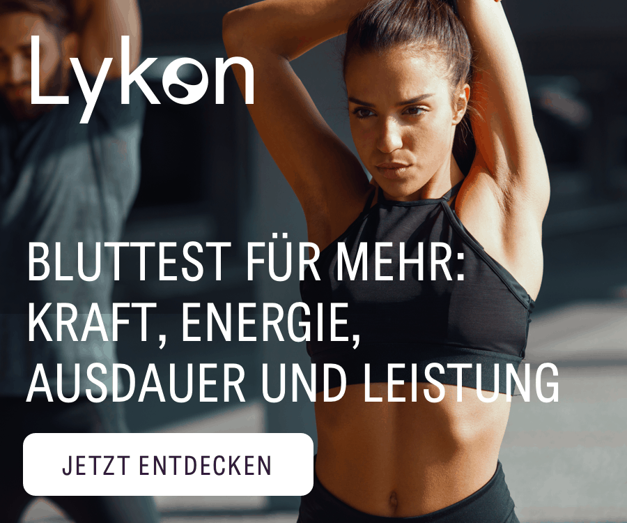 myHealth & Fitness - Bluttest von Lykon
