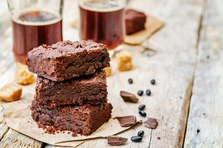 Low Carb Nuss Brownies