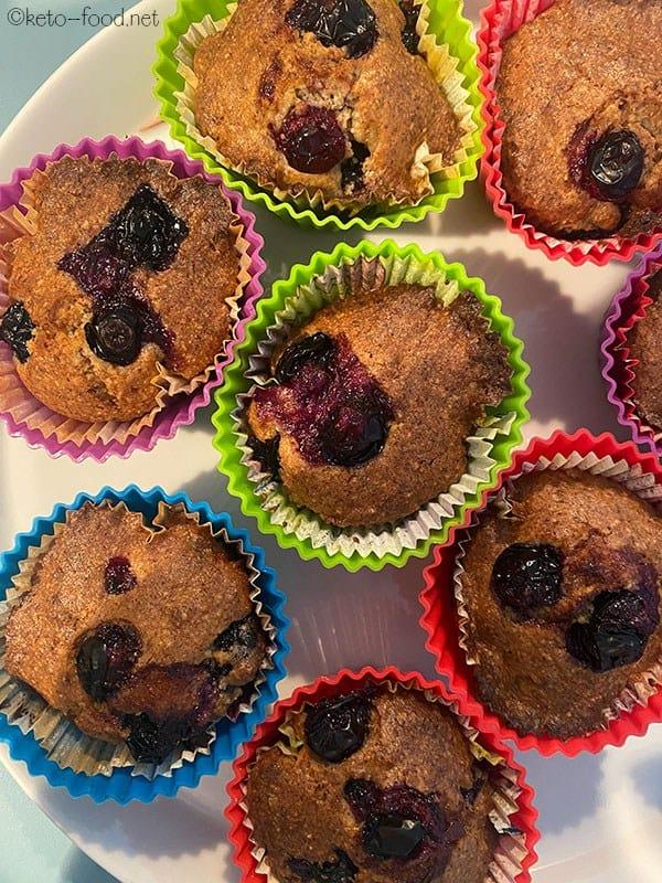 Ketogene Muffins